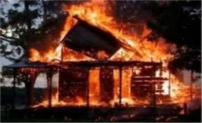 Incendie volontaire dans un lycée de Kolda : 172 tables-bancs réduits en cendres