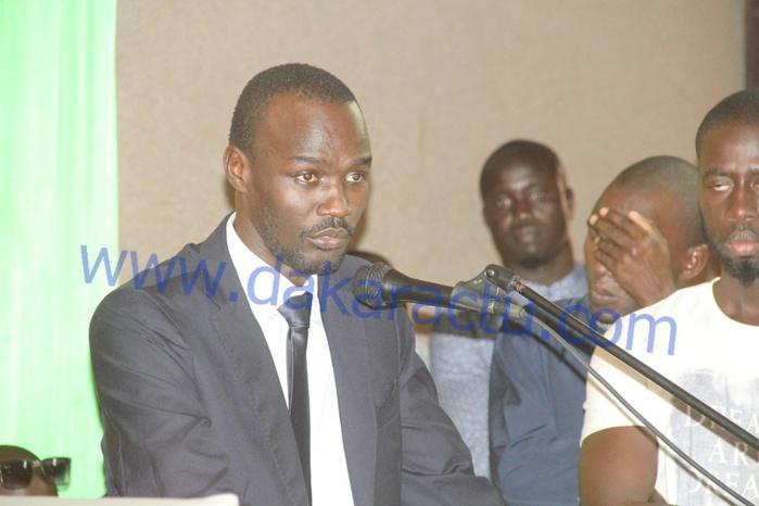 Motion de soutien des jeunesses républicaines au Président de la République Macky Sall