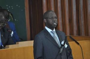 Questions d'actualité : Mohammad Boun Abdallah Dionne à l'Assemblée Nationale pour 122 mn