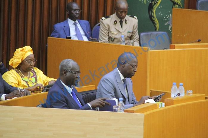 Divergence sur le taux de croissance économique du Sénégal : Le Pm Dionne et le ministre Amadou Ba rejettent
