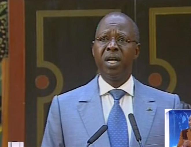 Le Premier Ministre sur le projet de réformes constitutionnelles : « Laissons le Président terminer sa consultation avec l'Assemblée Nationale et le Conseil Constitutionnel »