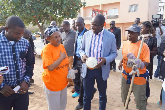 ENVIRONNEMENT : Diouf Sarr annonce un nouveau dispositif de traitement des ordures ménagères