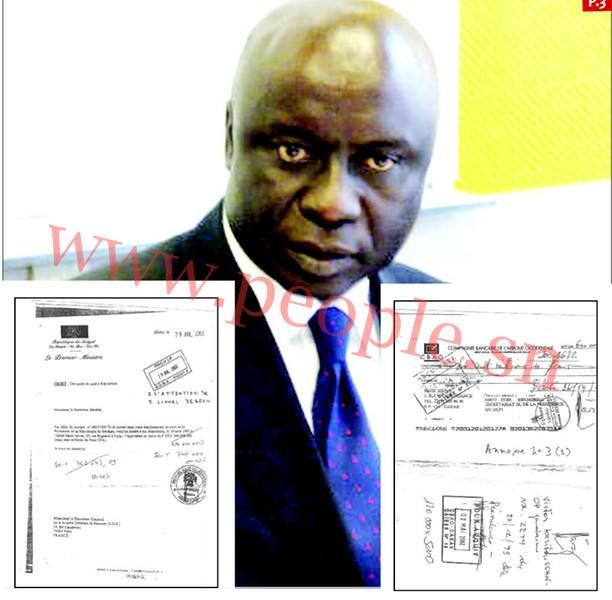 Idrissa Seck et le compte de Paris : Interrogations sur un retrait de 500 millions de FCfa