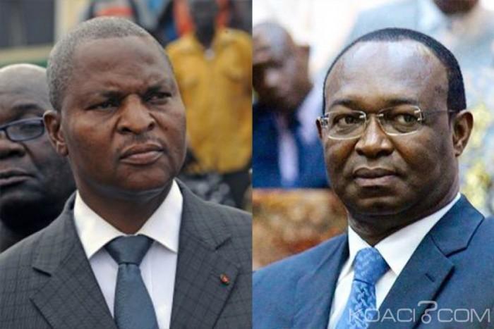 Présidentielle en Centrafrique : Dologuélé et Touadéra au second tour