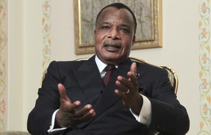 CONGO : Le président Denis Sassou Nguesso candidat à un troisième mandat en mars