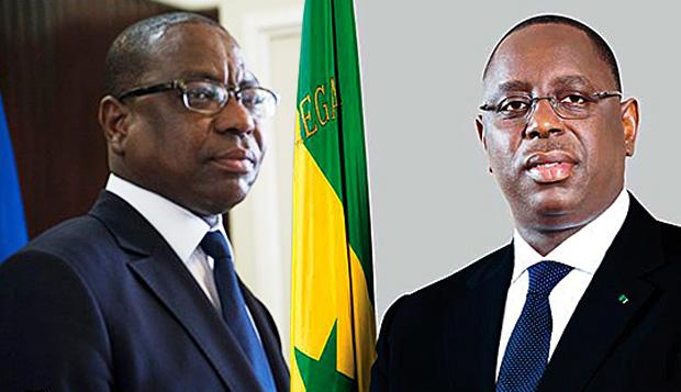 """"""" Monsieur le Président, lavez l'honneur perdu du Sénégal devant le Royaume du Maroc """" (Plateforme « AVENIR, Senegaal bi ñu bëgg » )"""