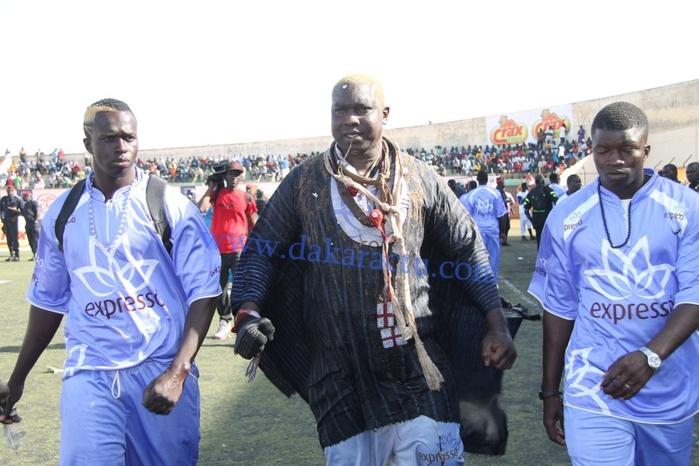 Tournoi TNT : Gouy gui va déposer un recours après sa défaite face à Ama Baldé