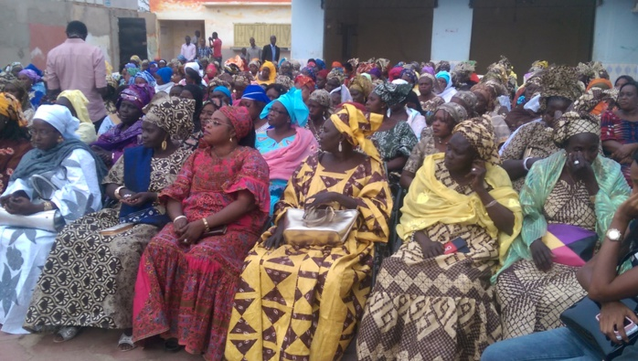 DÉVELOPPEMENT LOCAL : 75 millions F Cfa au Réseau des femmes de Bambilor pour l'émergence