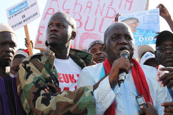 Oumar Sarr à sa sortie de prison : « Dommage que Macky Sall n'a pas connu les rigueurs carcérales… »