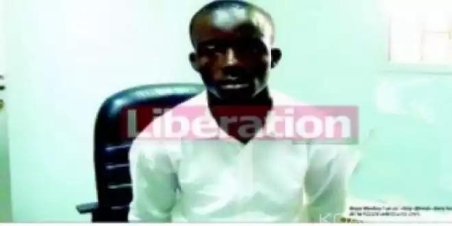 Écroué en Gambie pour conspiration et meurtre : Boy Djinné a comparu devant le juge lundi avec son acolyte Mor Talla Niang, pieds et mains menottés.