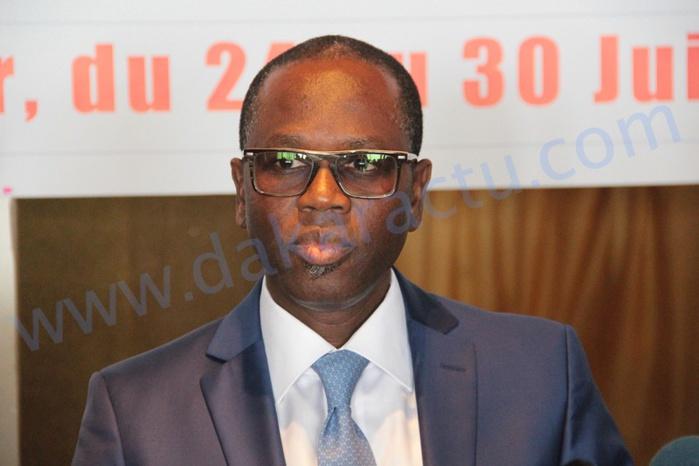 Birima Mangara, ministre du Budget : « La réussite du Pse dépend des performances de la Douane »