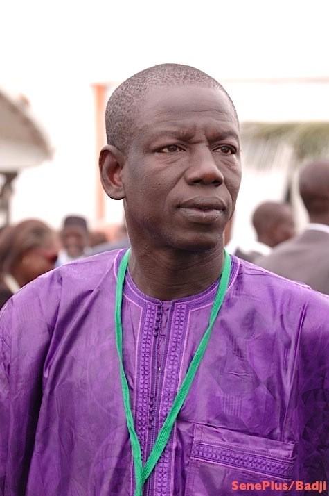 Caricature du Guide des mourides : « Je recommande la retenue et le retour à Dieu et aux enseignements du vénéré Cheikh » (Abdoulaye Wilane)