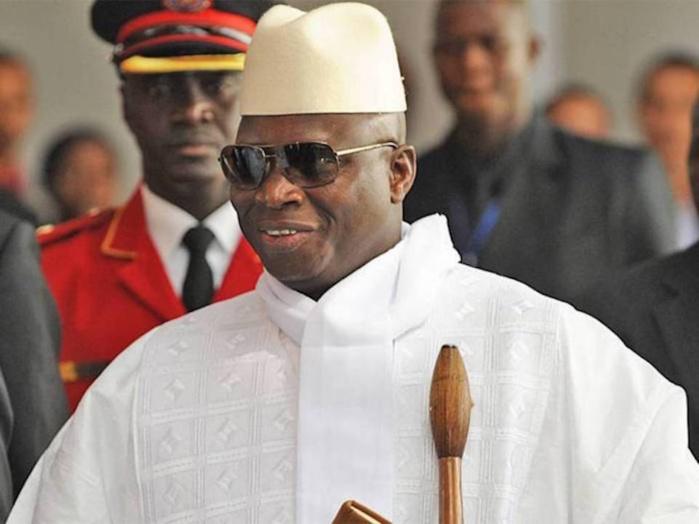 Délégation de la Gambie : Le package complet de Yaya Jammeh