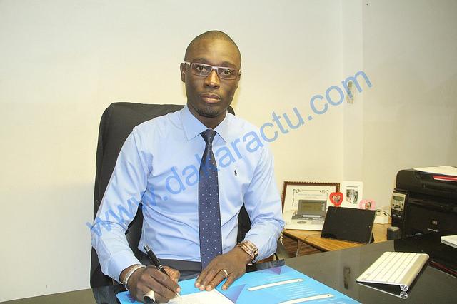 Mamadou Seck, Directeur Commercial de Bamba N'diaye SA : L'enthousiasme au service d'une grande ambition