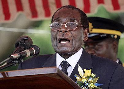 Robert Mugabe, président en exercice de l'Ua : « La migration des africains retarde notre développement »