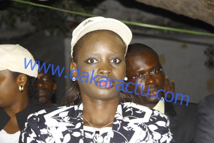 Visite inopinée de la Coordinatrice Nationale de la COJER au Conseil National de la Jeunesse du Sénégal