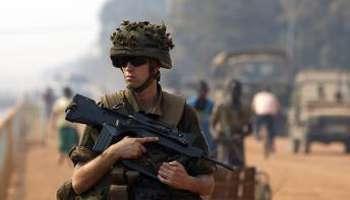 Centrafrique : la France souhaite mettre fin à son opération Sangaris en 2016