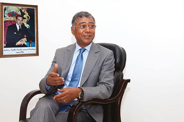 Affaire Mankeur N'diaye : L'Ambassadeur du Maroc à Dakar, Taleb Barrada, accuse les hackers et dément