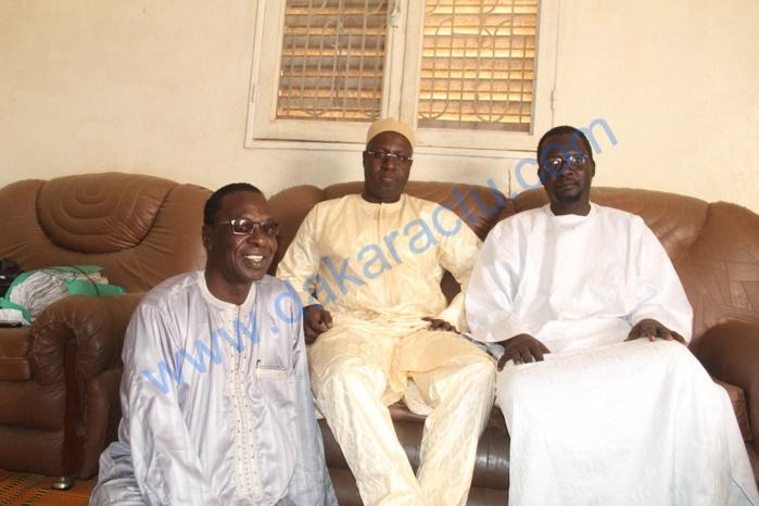Supposé soutien accordé à Idrissa Seck : Serigne Sidy M'backé Alkhourane dément devant Abdou Karim Sall