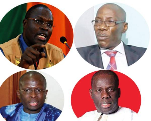 De la crise des grands partis à la recomposition politique à la veille de 2à17 : La révolte des seconds couteaux
