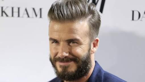 David Beckham est vraiment l'homme parfait, la preuve