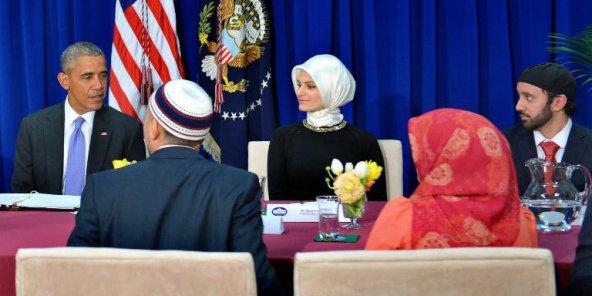 Obama visite une mosquée : « L'islam a toujours fait partie de l'Amérique » (Jeune Afrique)