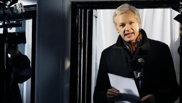 L'ONU rend un avis favorable à Julian Assange