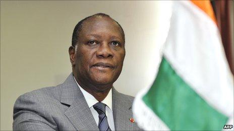 """Président Ouattara: """"je n'enverrai plus d'Ivoiriens à la CPI"""""""