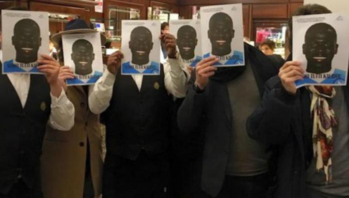 Victime de racisme, Kalidou Koulibaly reçoit le soutien des supporters de Naples