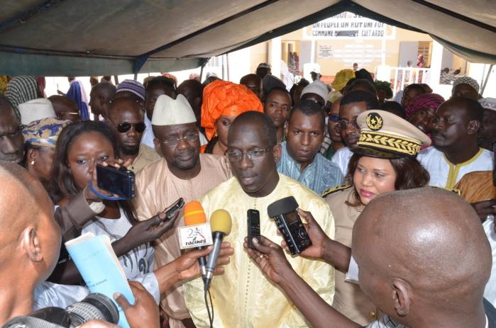 POLÉMIQUE ENTRE KHALIFA SALL ET DIÈNE FARBA SARR : Abdoulaye Diouf Sarr calme le jeu