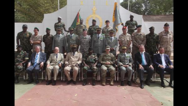 Lutte contre le terrorisme, des armées Africaines et Européennes lancent l'opération ''FLINT LOCK''.