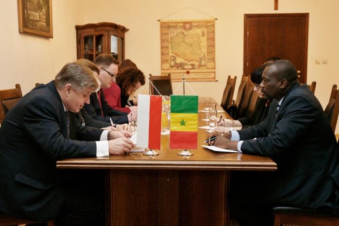 Coopération bilatérale : Le ministre polonais de l'Agriculture demande au Sénégal de finaliser les procédures d'accès des produits agro-alimentaires polonais au marché sénégalais.