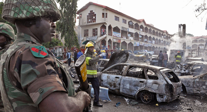 Nigeria. Plus de 60 morts dans un double attentat suicide