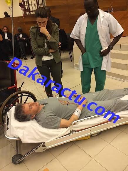 Décès par crise cardiaque du frère de Bibo Bourgi