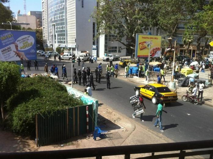 Conflit Mairie de Médina/Commerçants du marché Tilène : Le Sous-Préfet de Dakar joue les bons offices