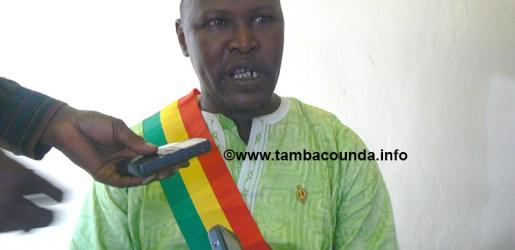 Koumpentoum : L'honorable député Omar SY déjà en campagne pour le OUI au référendum