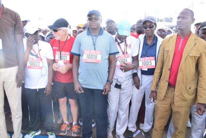 Marathon Eiffage : Matar Ba salue l'aspect économique et plaide pour sa continuité