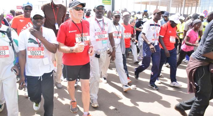 Marathon Eiffage : La mobilisation de la première journée a été au-delà des attentes