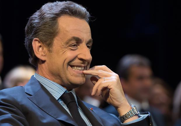 Sarkozy entendu par des juges sur les comptes de sa campagne 2012