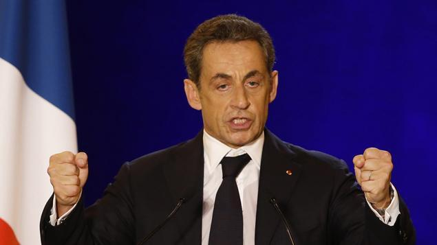 Sarkozy mis en examen dans l'affaire Bygmalion