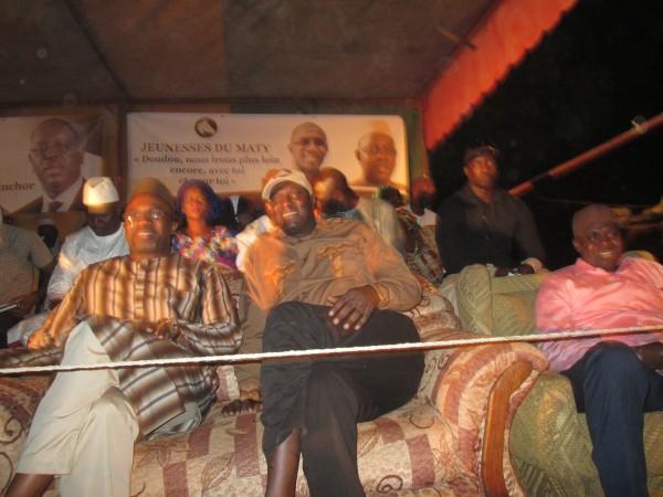 Ziguinchor : Doudou Kâ rassemble l'Apr et lance la campagne pour la victoire de Macky Sall en Casamance