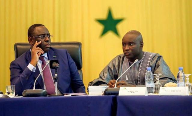 """Décision de Macky Sall de se soumettre à l'avis du Conseil Constitutionnel: """"Un triomphe de l'Etat de Droit"""" selon Aly Ngouille Ndiaye"""