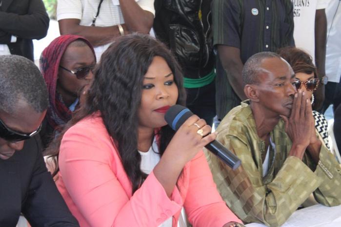 Décision du CC : Réaction de Fatoumata Ba, présidente de l'Union pour le Développement du Sénégal/Renouveau