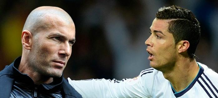 Zinédine Zidane : «Cristiano Ronaldo est le meilleur, point barre»