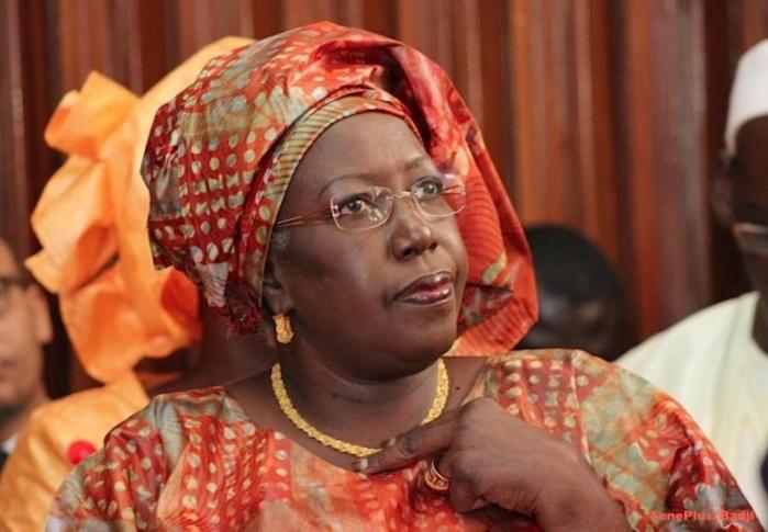 GOUVERNEMENT : Khoudia Mbaye est mal barrée