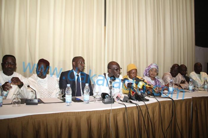 Seydou Guèye sur la décision du CC : « Des politiciens du passé focalisent le débat sur l'application du mandat pour masquer la profondeur des réformes dans un brouillard de paroles… »  ( IMAGES )