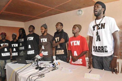 Face à la presse : « Y en a marre est un groupe de jeunes racketteurs structurés » (JBR et CFR)