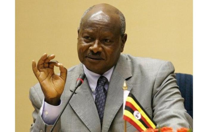 Yoweri Museveni réélu président de l'Ouganda pour un cinquième mandat