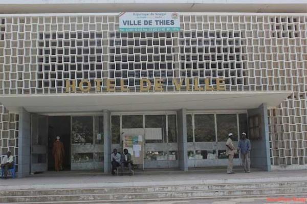 La ville de Thiès vote un budget de 1 986 550 293 F Cfa pour 2016