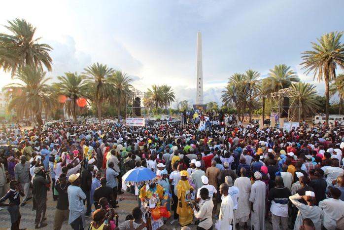 Obélisque : Une agora populaire pour se prononcer sur le référendum Samedi prochain